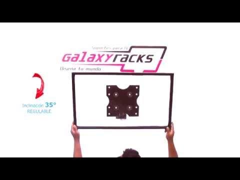 Rack para TV LCD LED  GIRO TOTAL 25 A 32 Pulgadas - GalaxyRacks