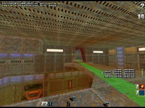 Quake 2 Over Quaked Team