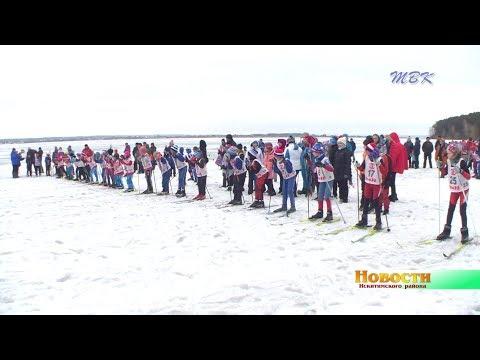 На тальменском берегу Искитимского района прошли лыжные гонки