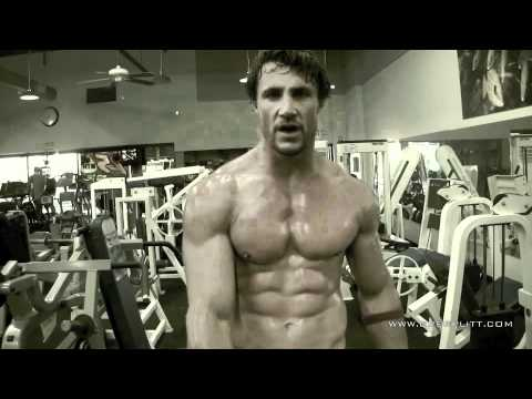 Greg Plitt Head Strong Workout Preview - GregPlitt.com