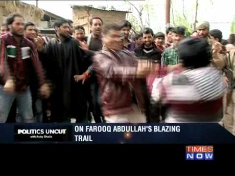 Politics Uncut: Farooq Abdullah - Part 2 (29th April 2014)
