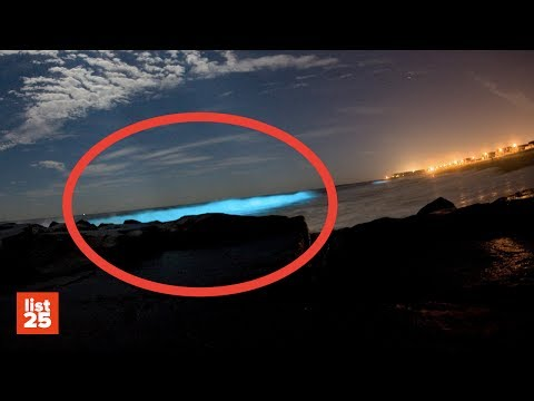 25 BIZARRE Ocean Phenomena You Won't Believe Are Real