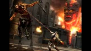Melhores Fotos Do God Of War 3