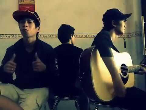 Cơn Mưa Ngang Qua - Guitar cover (Threesome)