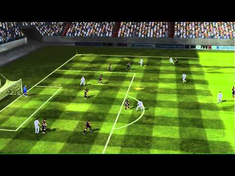 FIFA 14 iPhone/iPad - Nalgones HD vs. FC Barcelona