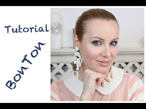 Makeup Tutorial Rosa Bon Ton