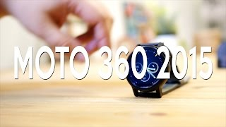 Moto 360 2015, análisis