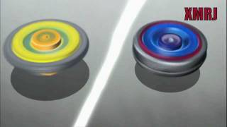 Beyblade AMV Flame Sagitario VS. Big Bang Pegasus (HD