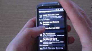 How To S-ON The HTC Desire S, Unroot, Remove Revolutionary