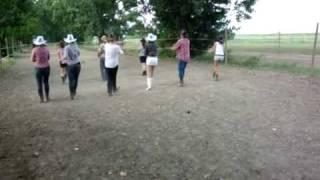 Ballo Di Gruppo La Polka Del Far West 2010.wmv