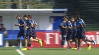 Mondiali 2014, la Giornata degli Azzurri - 16 Giugno