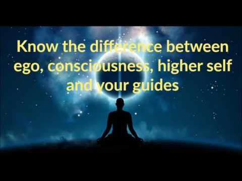 Contact Your Spirit Guides and Higher Self