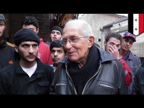 Father Frans Van der Lugt murdered in Syria