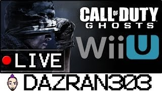 Call of Duty: Ghosts [LIVESTREAM] #6 | Gameplay/Commentary Dazran303 [HD]
