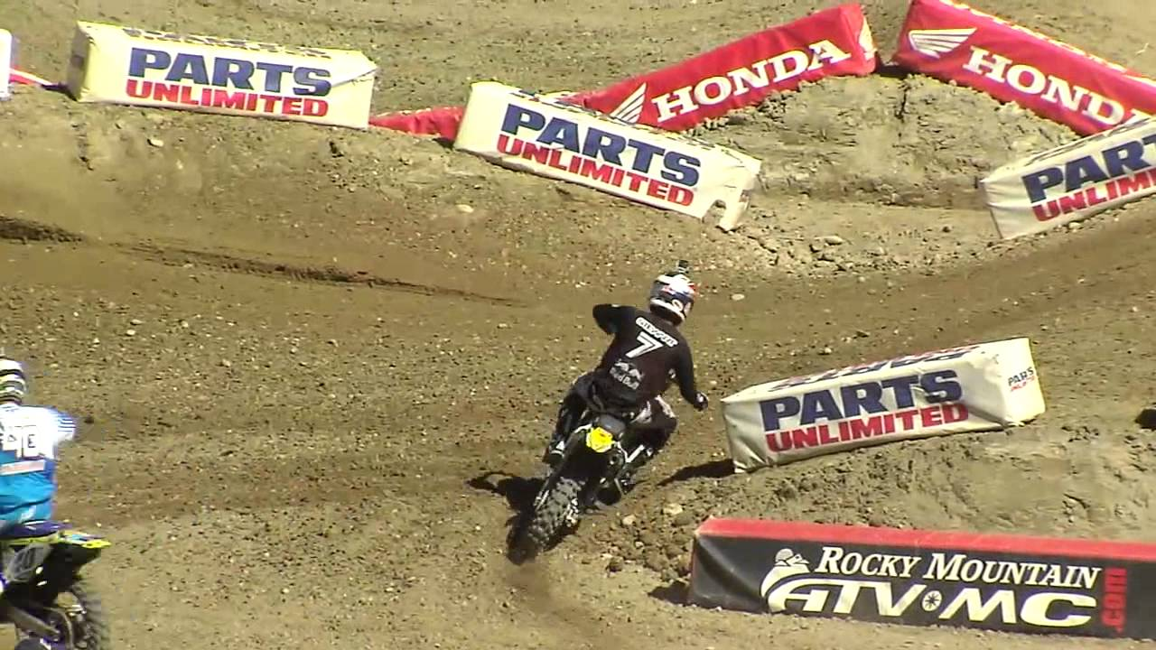 Supercross LIVE! 2014 - 2 Minutes on the Track - 450 First Practice in ... Supercross 2014 Track