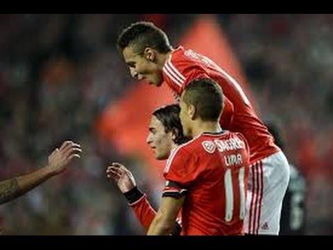 Benfica 2-2 Tottenham - [MELHORES MOMENTOS ] Europa Liga 20.03.2014