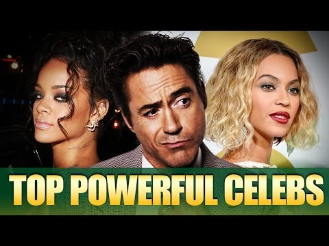 Top 100 Most Powerful Celebrities!