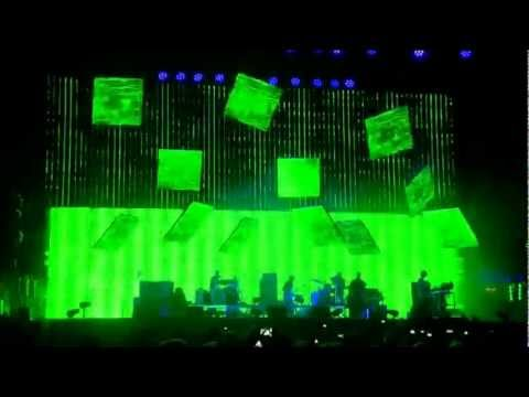 Radiohead - The Gloaming (6/20) - Live At Coachella 2012 [HD]