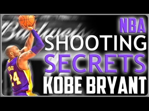 Kobe Bryant: NBA Shooting Secrets Form How To Shoot