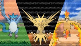Pokemon X And Y How To Find The Legendary Birds Easy