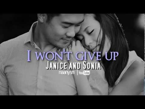 I Won't Give Up - Jason Mraz (Jayesslee Cover) -X7RlAyTeoDk
