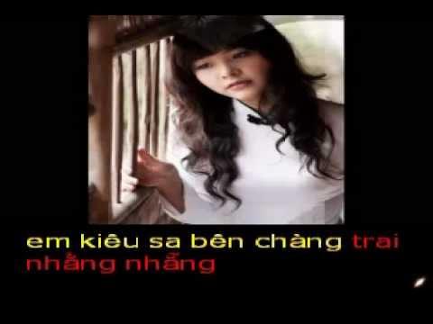 CHO EM - Tho BANYAN TRE - Pho nhac HAI ANH Karaoke khong loi