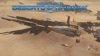 Homeworld: Deserts of Kharak - Announce Trailer