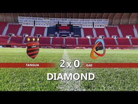 Copa AFIA Espanha - Palma de Mallorca - 2018 Tangua x G40  Final Diamond