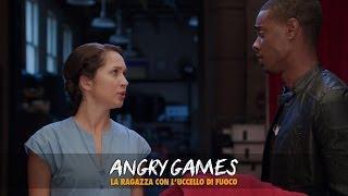 Angry Games La Ragazza Con L'uccello Di Fuoco Clip 3