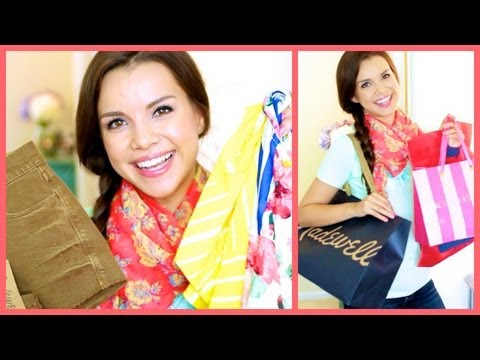 Spring Fashion Haul! ❀ Forever 21, Urban Outfitters & More!