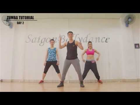 ZUMBA DANCE workout for beginners step by step with music ZUMBA DANCE new ★ PART 2