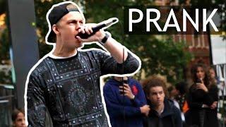 Public Singing Prank!