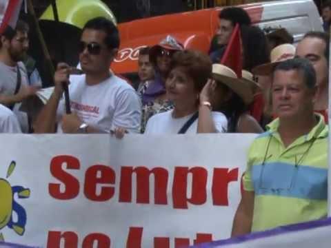 Dia Internacional das Mulheres - Bancários de Santos, Sempre na Luta!!