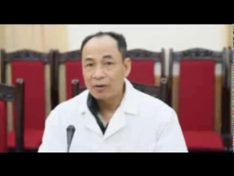 Kinh hoàng Em trai cắt chân Chị gái trong BV Xanh Pôn - Hà Nội