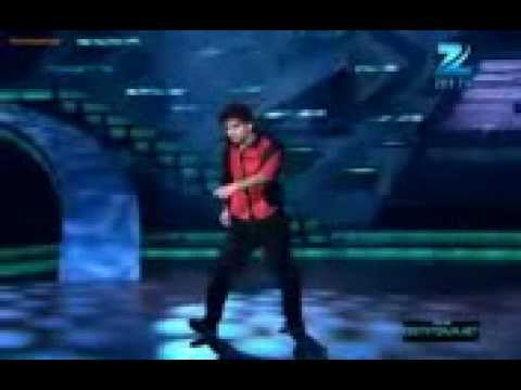 raghav slow motion dance must watch it!