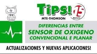 TIPS 15 – Diferencias entre Sensor de Oxígeno Convencional e Planar