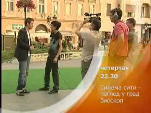 Cinema City na RTV - 11.06.2009.