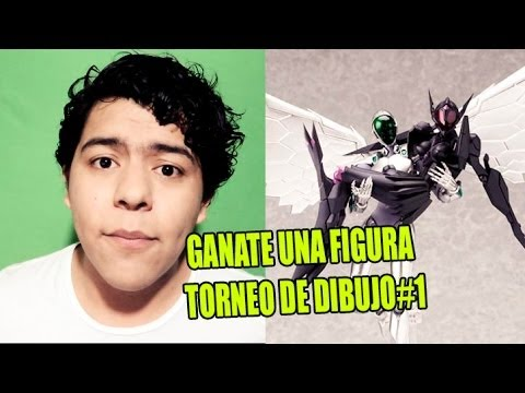 GANATE UNA FIGURA TORNEO DE DIBUJO ANIME #1 - DINAMICA Y REQUISITOS