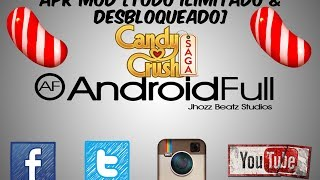 Candy Crush Saga V1.22.1 Apk Super Mod [Todo Ilimitado