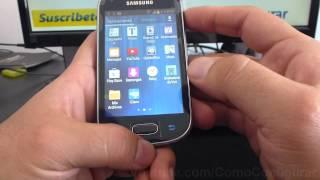 Como Desactivar Bloqueo De Pantalla En Samsung Galaxy Fame