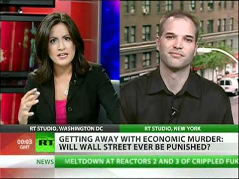 Matt Taibbi -- 'Wall Street a threat to America'