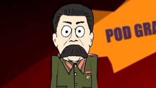 Pod Gradobiciem Pytań - Stalin