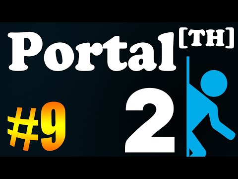Tackle⁴⁸²⁶ Portal 2 (Co-op)[TH] #9