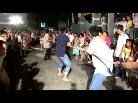 Hội thao kéo co & nhảy bao bố ( 06-08-2012 )