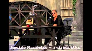 Adriano Celentano Ti Fai Del Male (with Lyrics/parole In