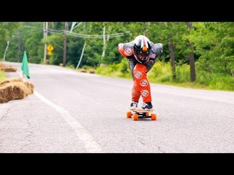I Love Downhill: Longboard Skateboarding