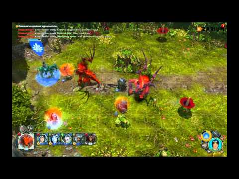 Might & Magic: Heroes 6  → Видеообзор игры Might & Magic: Heroes 6