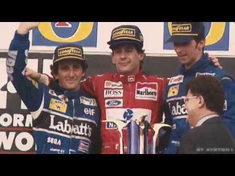 Ayrton Senna - The Legend of Racing