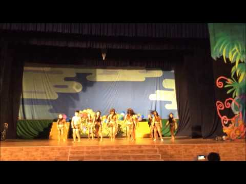 Vũ điệu hoang dã - Nhảy hiện đại thiếu nhi Goldstar Kids Goldstar Dance Club