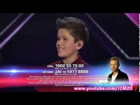 Jai Waetford - Winner's Single - Your Eyes - Grand Final - The X Factor Australia 2013